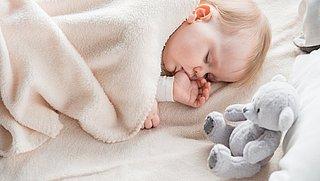 Waarschuwing: babykruik teruggeroepen wegens risico op brandwonden