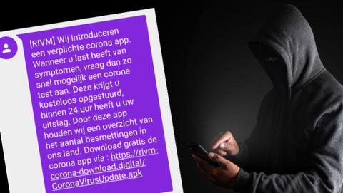 Pas op voor valse sms van 'RIVM' over verplichte corona-app