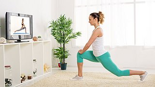Hoe blijf ik fit zonder het huis uit te gaan?