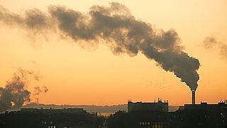 De CO2-emissie blijft gelijk