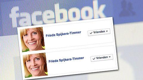 Pas op: Criminelen maken Facebookaccounts na}