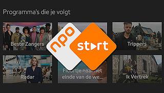 NPO Start-app voegt optie toe om gegevensverzameling uit te schakelen