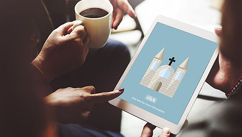 Privacyvragen rondom online zetten kerkdiensten}