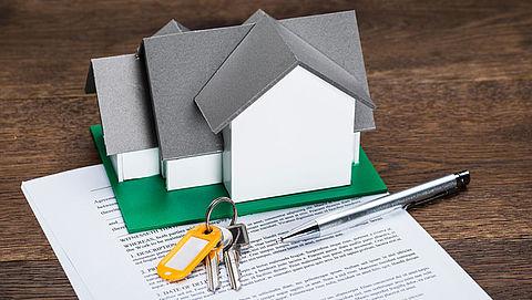 Meer huizen zonder hypotheek gekocht}