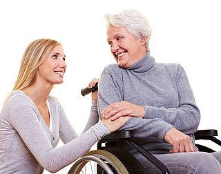 Ouderen leunen op familie voor zorg