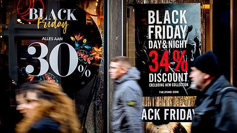 'Black Friday raakt ingeburgerd in Nederland'