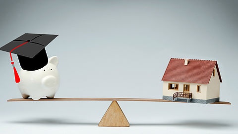 Hypotheek afsluiten met een studieschuld, kan dat?}