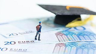 'Koopkracht studenten neemt in 2017 enorm af'