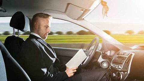 Zelfrijdende auto moet ook examen doen