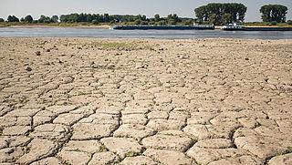 'Nog geen tekort aan drinkwater'