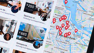 Plannen voor verkorten Airbnb-verhuurtermijn in Amsterdam