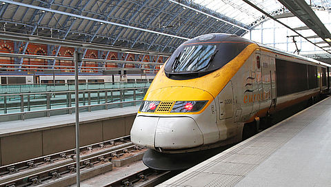 Eurostar Londen-Amsterdam vanaf april in bedrijf