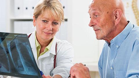 Chroom-6 zorgt voor grotere kans op longkanker
