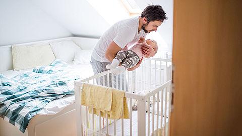 11 procent vaders maakte in 2017 gebruik van ouderschapsverlof}