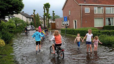 Regenwater steeds vaker eigen verantwoordelijkheid voor burgers