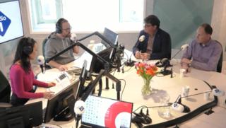 Radio-uitzending 03-03-2018