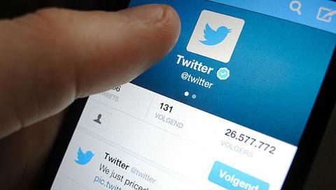 Twitter adviseert gebruikers wachtwoord te veranderen na fout }