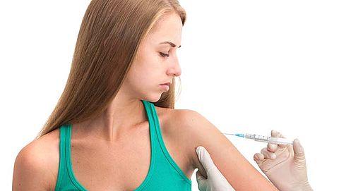 Meisjes passen vaker voor HPV-prik