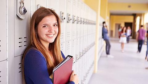 Zittenblijven wordt op 38 procent van de middelbare scholen afgeschaft