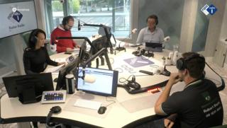 Radio-uitzending 03-11-2018