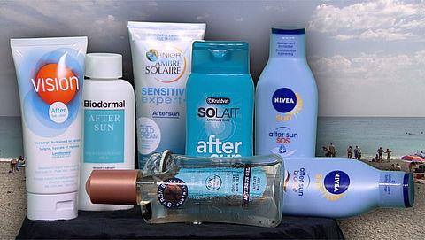 Helpt aftersun echt tegen een pijnlijk verbrande huid?