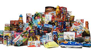 Kinderhelden van verpakking gehaald