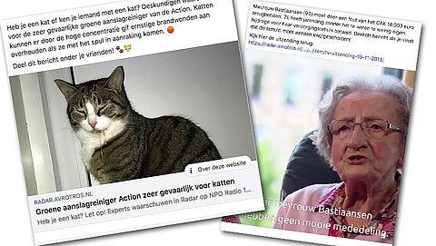 Schuld bij CAK en gevaarlijke groeneaanslagreiniger: veelbesproken op Facebook}