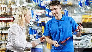 Klant mist kennis bij winkelmedewerkers