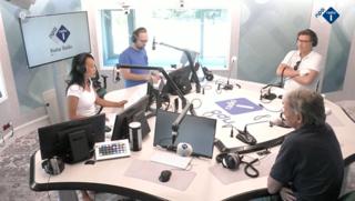 Radio-uitzending 30-06-2018