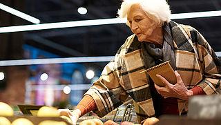 Ouderenuurtje in supermarkten gaat in