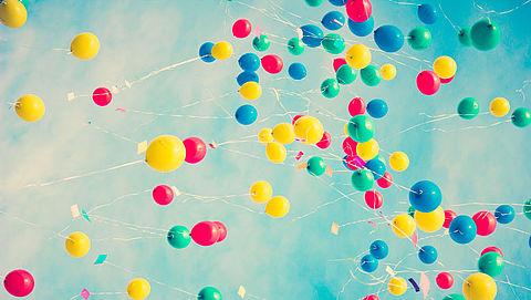 Gezondheidsrisico door kankerverwekkende stoffen in ballonnen