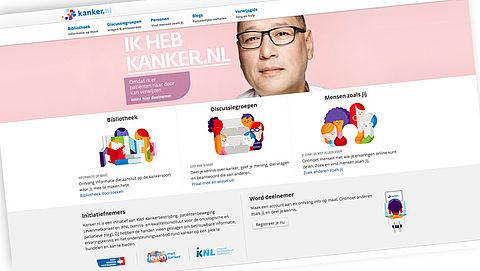 Onenigheid over patiëntenwebsite kanker.nl