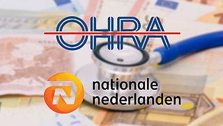 Nationale-Nederlanden en OHRA verhogen zorgpremie
