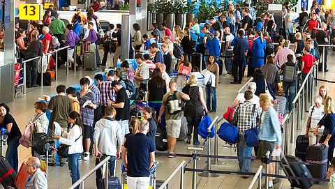 Ruimbagage van passagiers die te laat zijn, hoeft binnenkort niet meer uit het vliegtuig