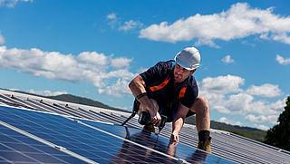 Zonnepanelen zorgen voor groter deel energieproductie