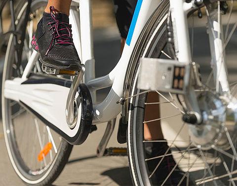 E-bike populair bij scholieren}