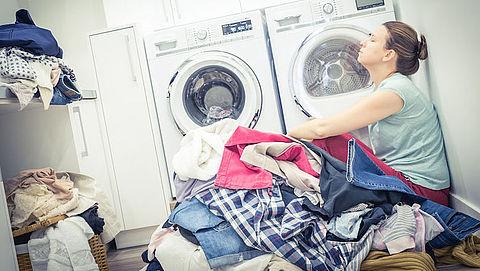 Vlekken op je schone wasgoed? Met deze tips kun je je wasmachine beter onderhouden