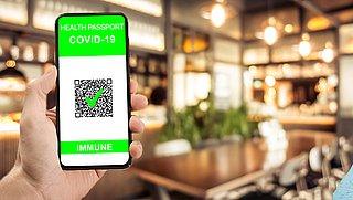 Geen smartphone, wel QR-code nodig: hoe laat je die dan zien?