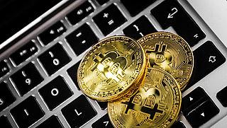 Forse stijging bitcoin