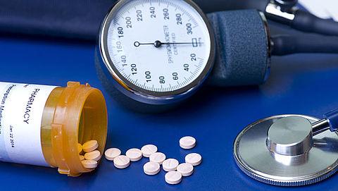 Onderzoek: nieuwe richtlijn bloeddrukverlagers}