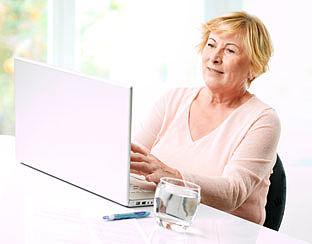oudere dames dating online dating vragen iemand uit