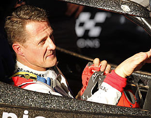 Pas op: video skiongeluk Schumacher is virus!