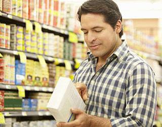 Voedingsetiket vaak gelezen