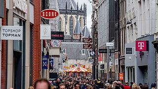 Amsterdamse winkels niet dag en nacht open