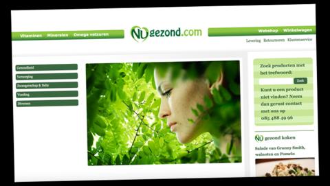 Klachten over webwinkel NuGezond.com leiden tot aangiftes bij politie}