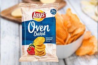 Allergenenwaarschuwing voor Lay's Ovenbaked door verpakkingsfout