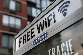 EU maakt geld vrij voor gratis wifi