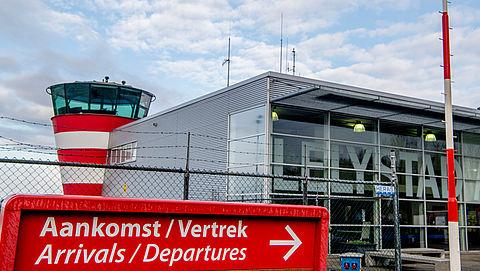 Opening vliegveld Lelystad jaar uitgesteld