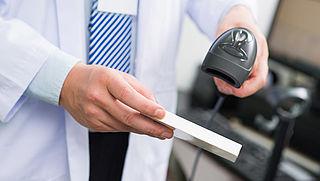 '50 doden minder door barcode op medicijnen'