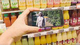 Jus d'orange Albert Heijn straks te volgen van sinaasappelboom tot winkelschap